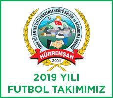 2019 Futbol Takım Kadromuz