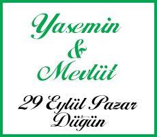 Yasemin'in Düğününe Davet