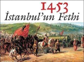 İstanbul'un Fethinin 567. Yıl dönümü kutlu olsun