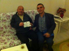Fahrettin Özdemir Abimizi kaybettik.