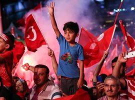 Milli Birlik ve demokrasi bayramı kutlu olsun