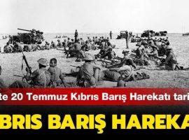 #KıbrısBarışHarekatı'nın 46. yıl dönümü kutlu olsun
