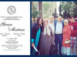 Yaren'in Düğününe davetlisiniz
